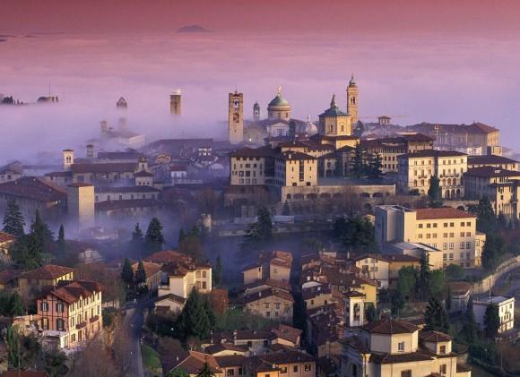 Бергамо, Ломбардия, Италия