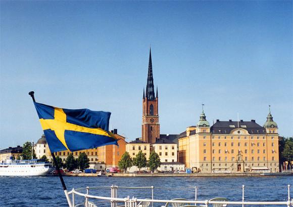 Швеция - Стокгольм