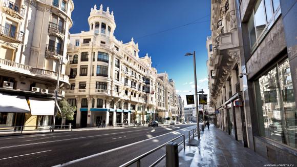 Недвижимость испания мадрид