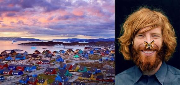Исландия, гренландия, Скандинавия