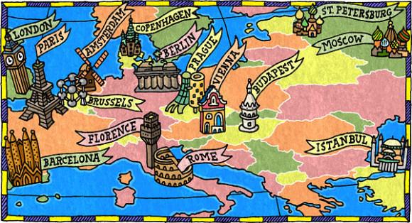Распродажа Европа