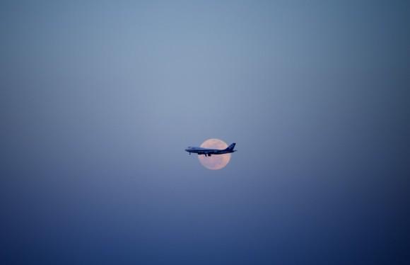 Распродажа МАУ, самолет, небо