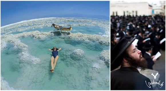 Израиль, Тель-Авив, Мертвое море