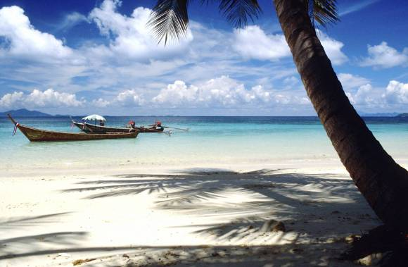 Кабо-Верде, пляж, море