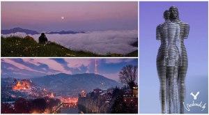 Грузия, Тбилиси, батуми