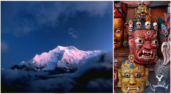 Непал, Индия