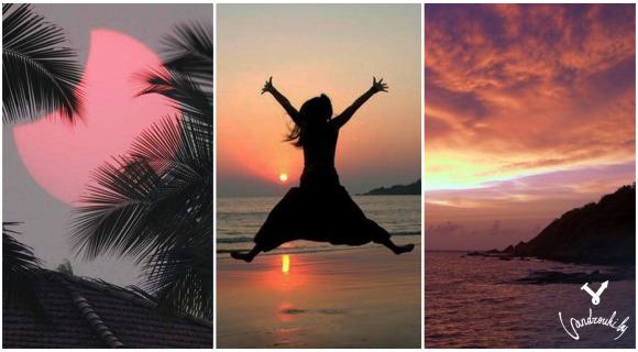 Гоа, Индия, пляж и море