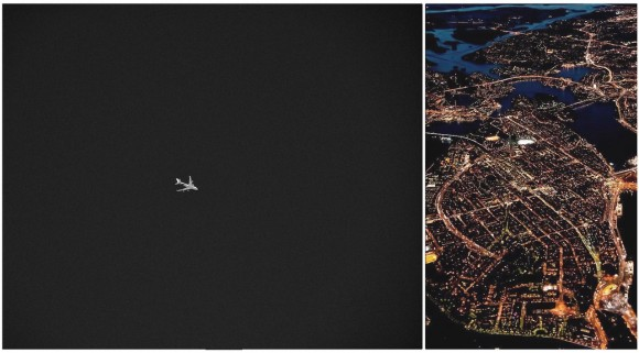 Самолет, Европа