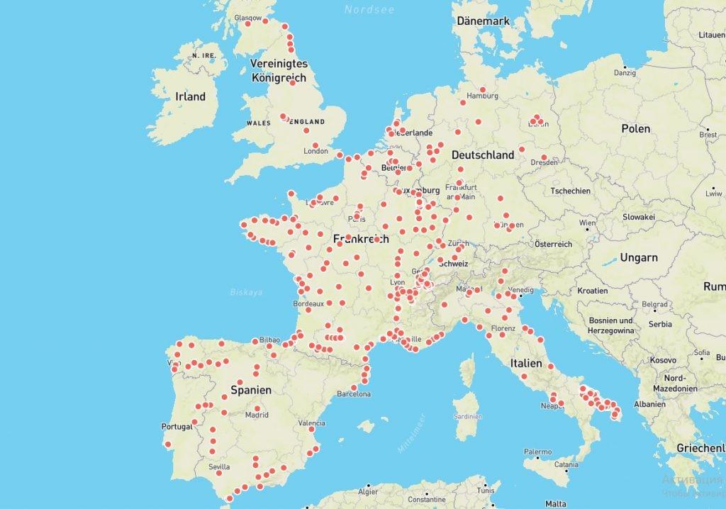 Распродажа BlaBlaBus: поездки по Европе всего от 70 рублей!