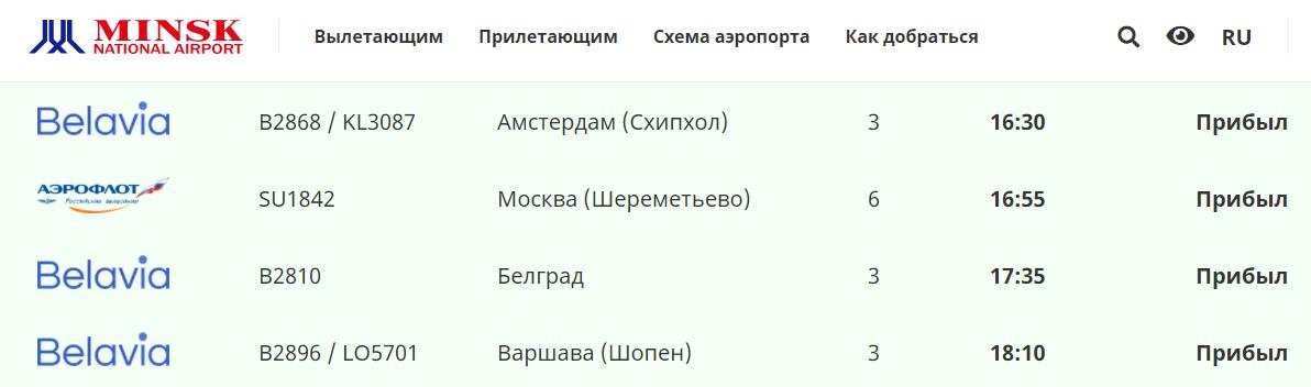 Беларусь закрыта на въезд
